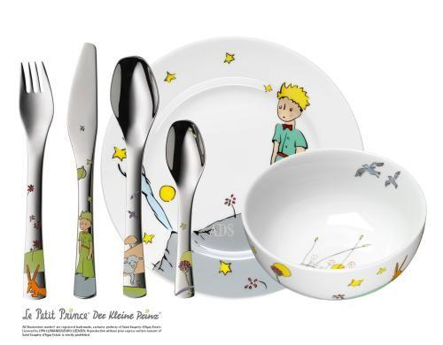 WMF Kinderbesteck 6-teilig Der kleine Prinz